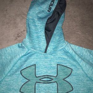 A cute girls under armour hoodie